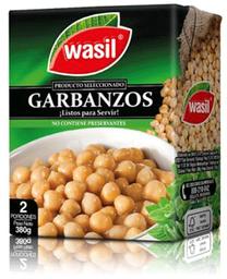Garbanzos Wasil 380g