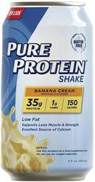 Shake Sabor Banana Pure Protein 325cc
