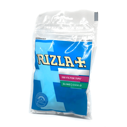 Flitros Rizla Tips Slim Pack Bolsa 150Un