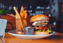 Brooklin NY. burger