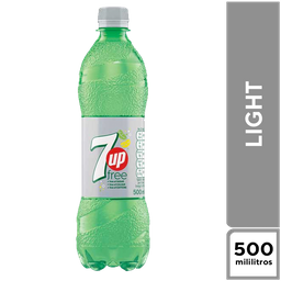 7up Light 500 ml