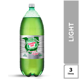 Canada Dry Ginger Ale Light 3 L