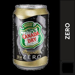 Canada Dry Ginger Ale Zero 350 ml