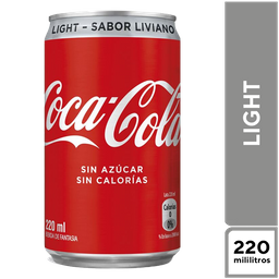 Coca-Cola Light 220 ml