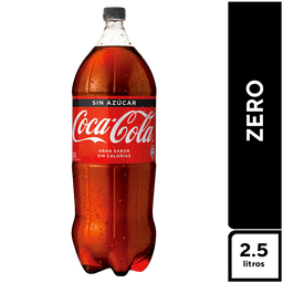 Coca-Cola Sin Azúcar 2.5 L