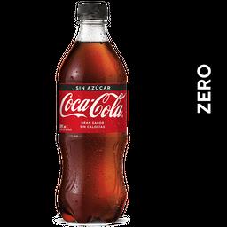 Coca-Cola Sin Azúcar 591 ml