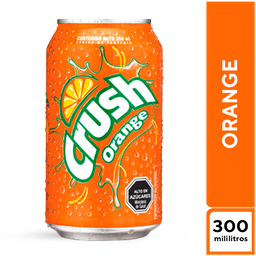 Crush Naranja 350 ml