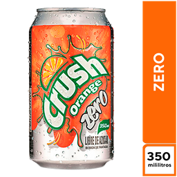Crush Zero 350 ml