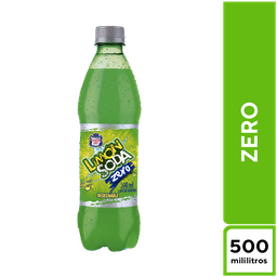 Limón Soda Zero 500 ml