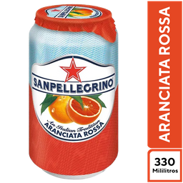 San Pellegrino Aranciata Rossa 330 ml