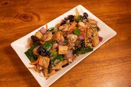 Chaomian de Tofu
