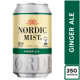Nordic Mist Ginger Ale 350 ml