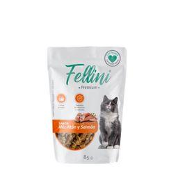 Fellini Mix Atun Y Salmon 85 Gr