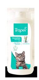 Traper Shampoo Neutro Gato (260 Cc)