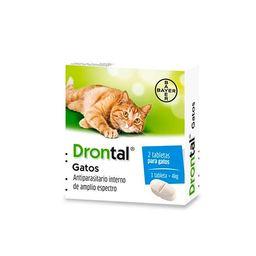Drontal Cats X 2