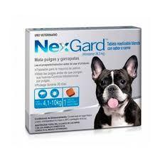 Nexgard 28,3 Mg (4,1-10 Kg) Tableta