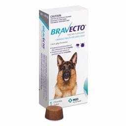 Bravecto 1.000 Mg Cm 20-40 Kg