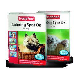 Calming Spot On Perros X 3 Pipetas