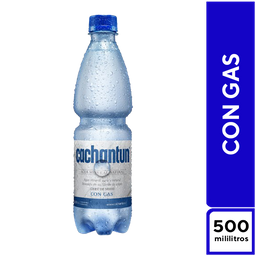 Cachantun Con Gas 500 ml