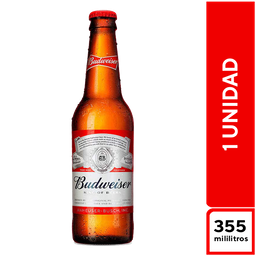 Budweiser Original 355 ml
