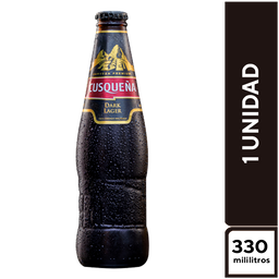 Cusqueña Dark 330 ml