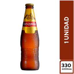 Cusqueña Golden 330 ml