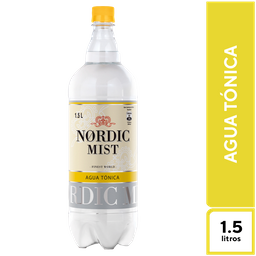 Nordic Mist Agua Tónica 1.5 L