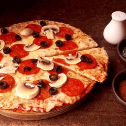 Pizza Contrarreloj Individual