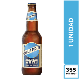 Blue Moon Belgian White 355 ml