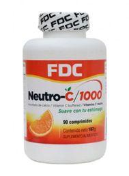 Vitamina C Neutro-C 1000 X 90 Com