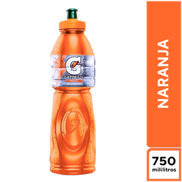 Gatorade Naranja 750 ml
