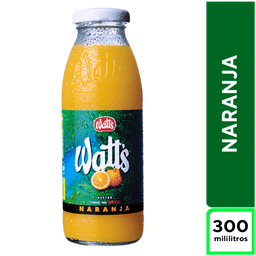 Naranja de Watt 300 ml