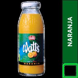 Watt's Zero Azúcar Naranja 300 ml