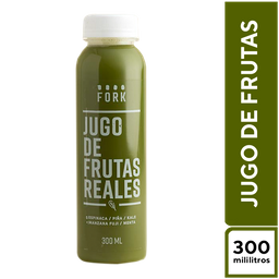 Fork Jugo Espinaca Piña 300 ml