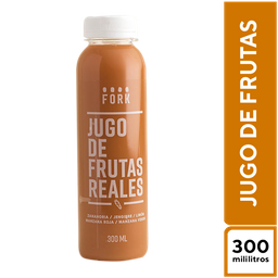 Fork Jugo Zanahoria Jengibre 300 ml