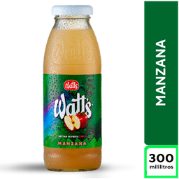 Watt's Manzana 300 ml