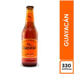 Guayacán Pale Ale 330 ml