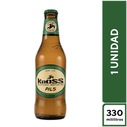 Kross Pils 330 ml