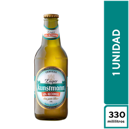 Kunstmann Sin Alcohol 330 ml