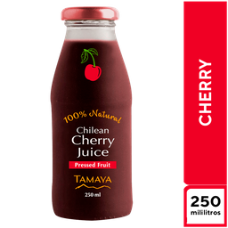 Tamaya Cherry 100% Natural 250 ml