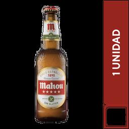 Mahou Sin Gluten 330 ml