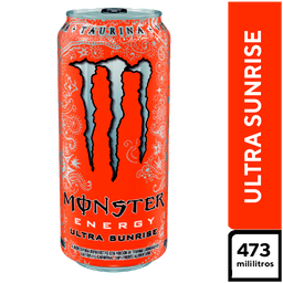 Monster Light Ultra Sunrise 473 ml