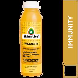 Livingjuice Jugo Immunity 370 ml