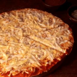 Pizza 4 Quesos Para 2