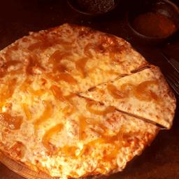 Pizza Fugazza Para 2