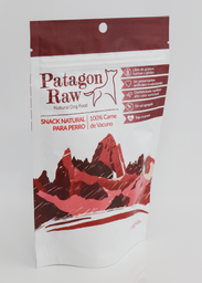 Snack Patagon Raw Vacuno 40g
