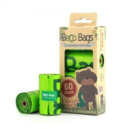 Bolsas Biodegradables Beco 60 Unidades