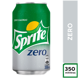 Sprite Sin Azúcar 350 ml