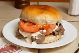 Churrasco Chico Tomate Mayo