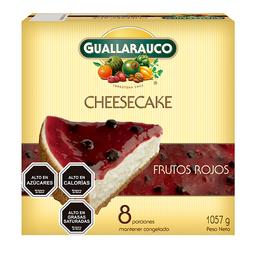 Cheesecake de Berries Guallarauco